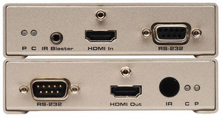 Gefen EXT-HDMI1.3-1FO Backview