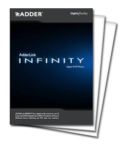 Adder Infinity ALIF2020P Manual Screenshot