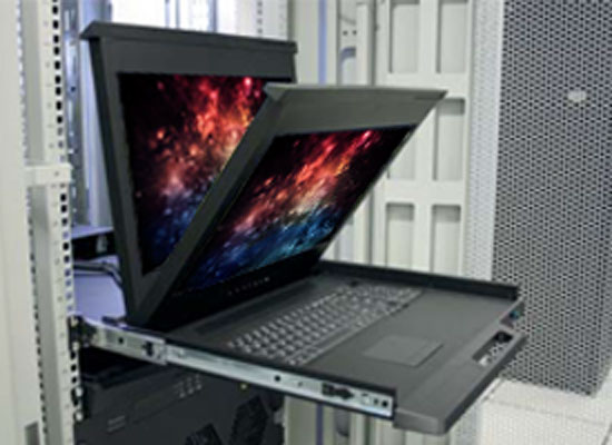 Raloy RWX119 DB-15 VGA Hub KVM 2nd Generation Efficient Design