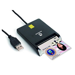 Adder AVSC1102 SmartCard / Common Access Card (CAC) reader support