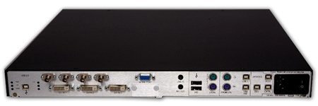 Thinklogical Velocitykvm-35 Transmitter Backview