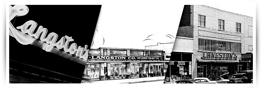 About Langstons