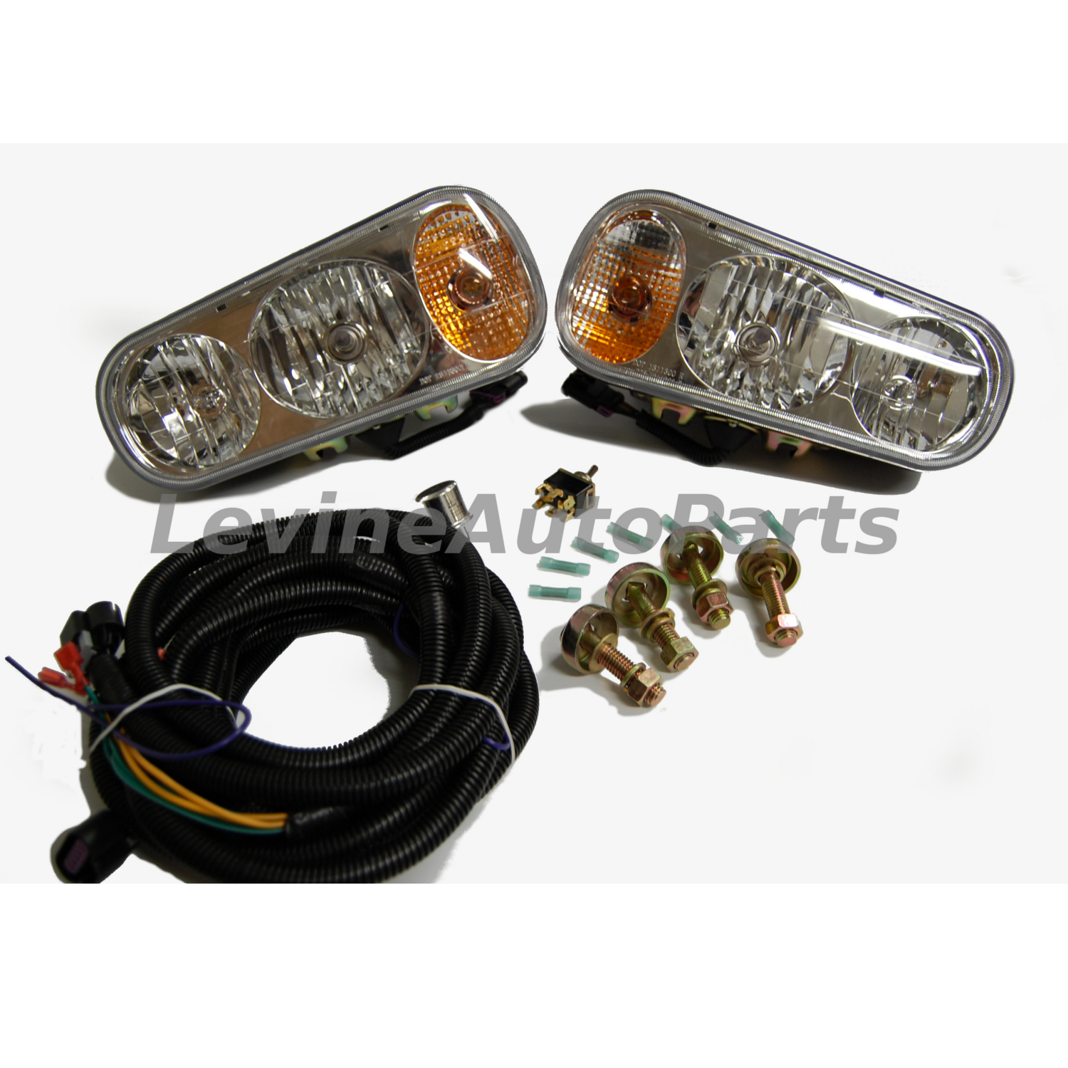 Buyers Products 1311100 Universal Snowplow Light Kit