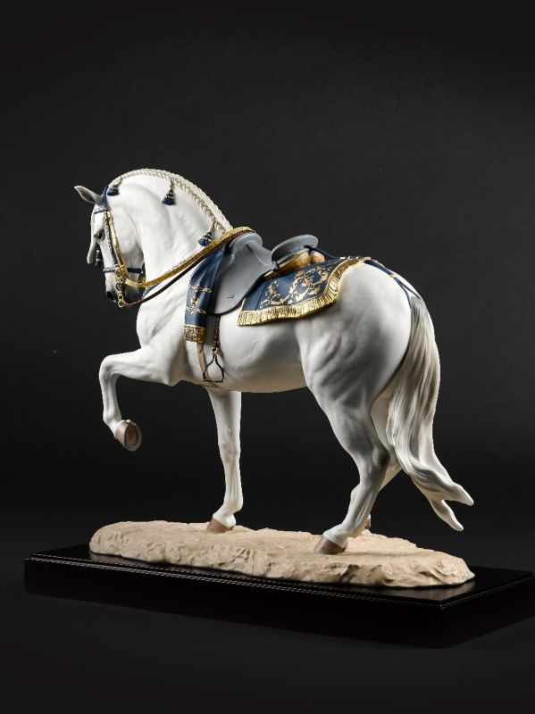 Lladro Spanish pure breed