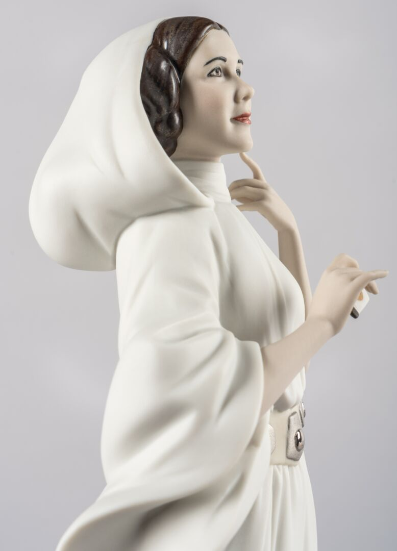 Lladro Princess Leia's new Hope