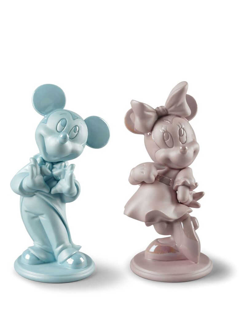 Lladro Minnie Mouse Pink
