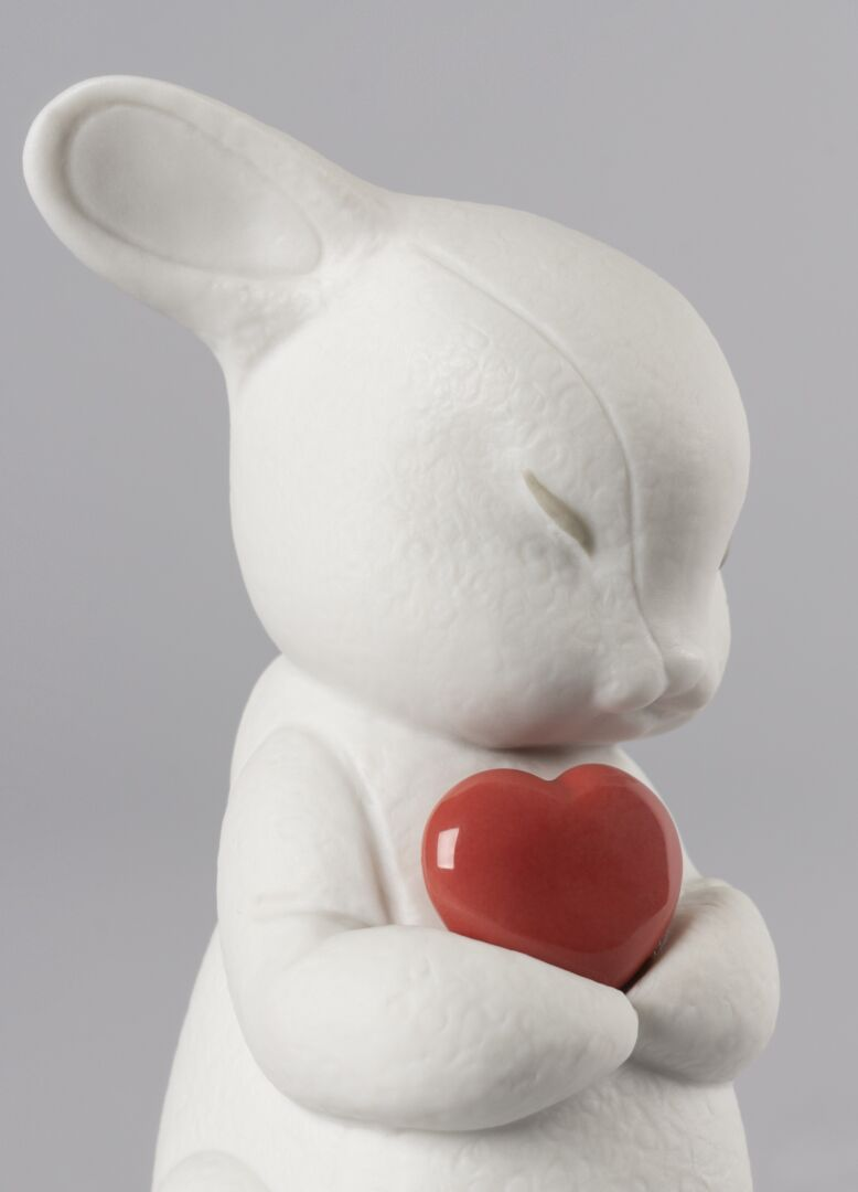 Lladro Puffy-Generous Rabbit