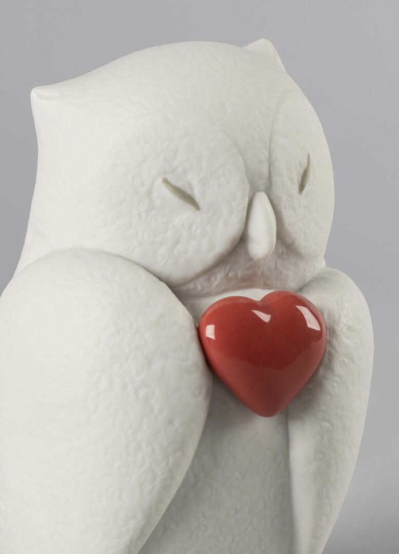 Lladro Reese-Intuitive Owl