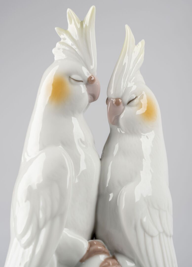 Lladro Nymphs in Love