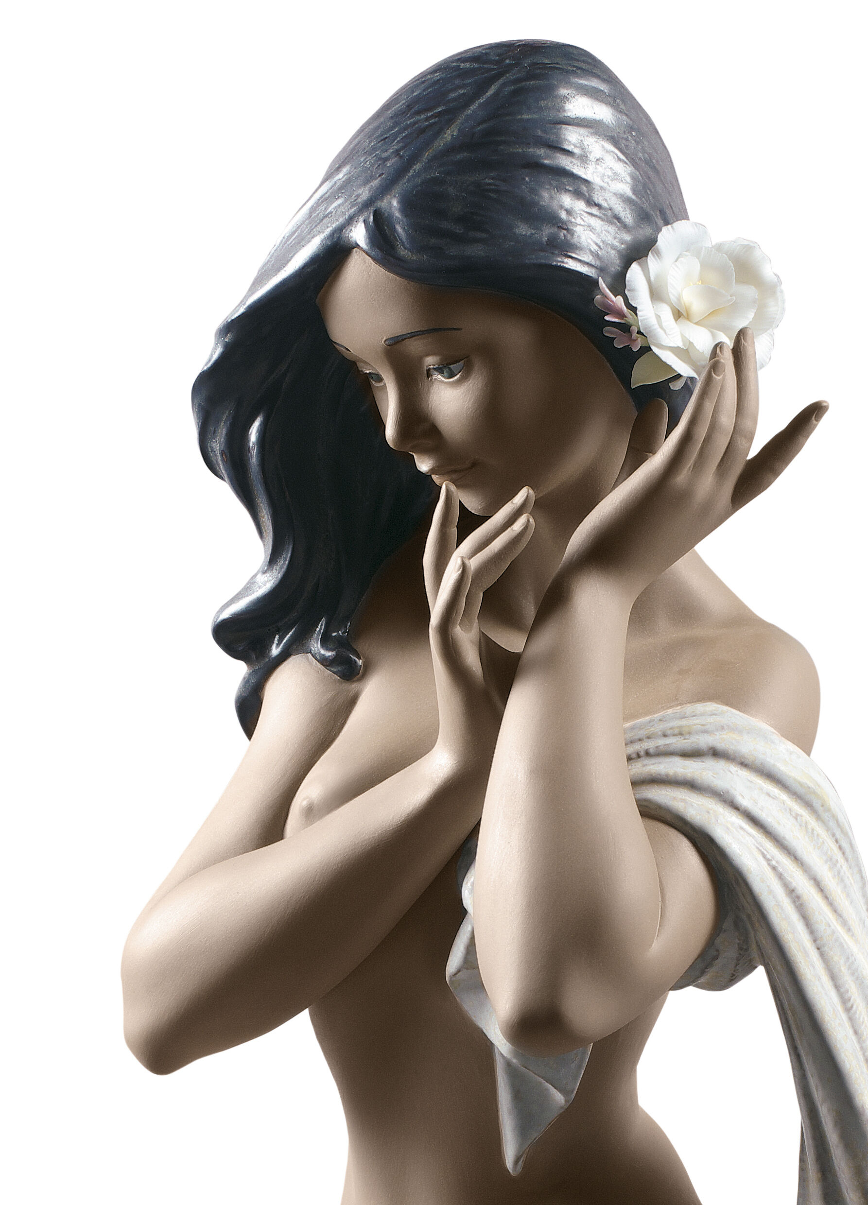 Lladro Subtle moonlight Woman