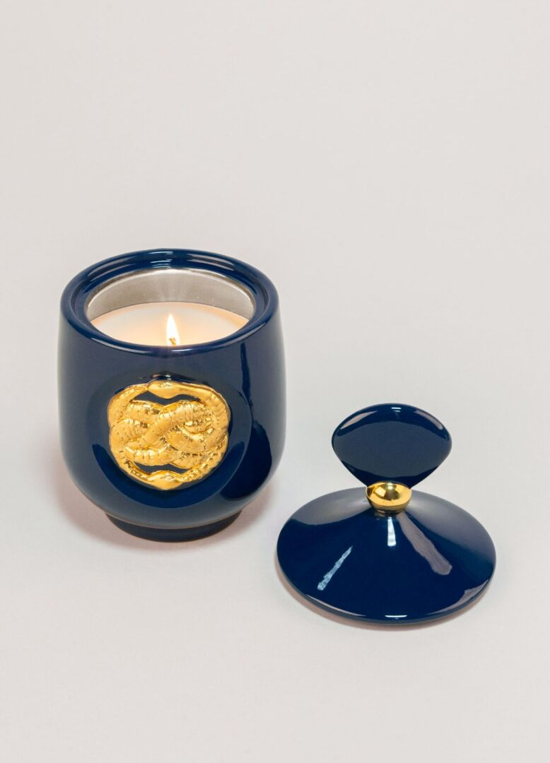 Lladro Snake candle Luxurious animals. A Secret Orient Scent