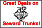 Great Deals on Seward Trunks!