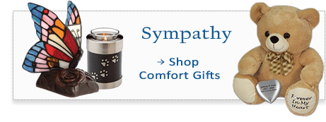 Comfort and Sympathy Gifts
