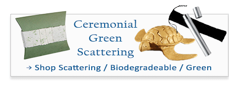 Scattering - Green Urns - Biodegradable Urns