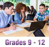 Grades 9-12  High School Math Education Bundle