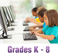 Grades K-8  Basic Education Bundle