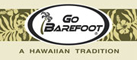 Go Barefoot Men's shirts are products of three generations of Hawaiian experience. Made with pride and quality since 1957.