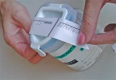 E Z Drug Testing Cup Instructions