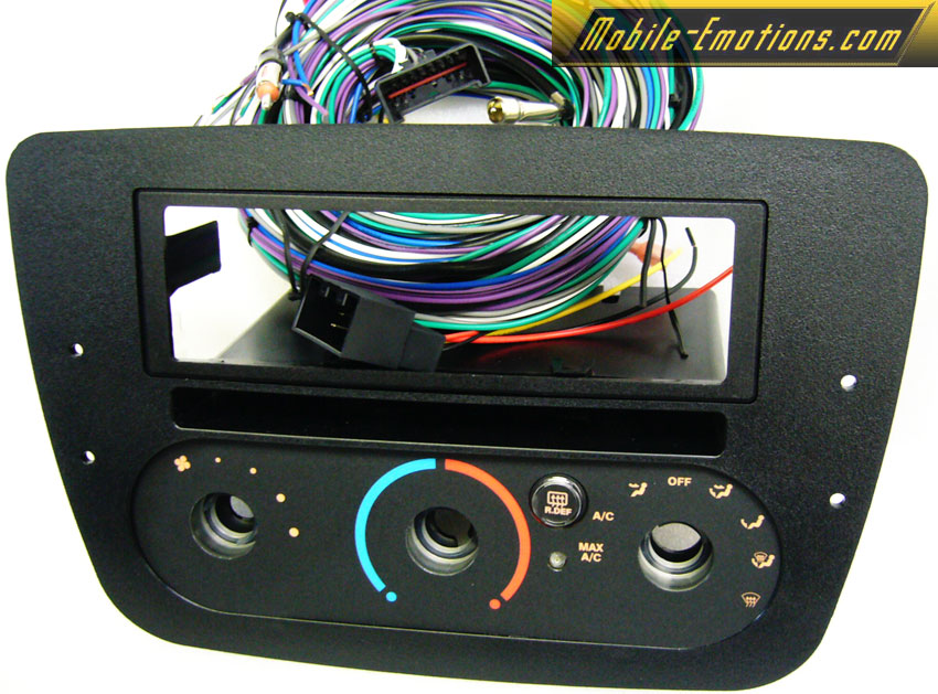 Ford Taurus W Rotary Climate Knobs 03 2003 Car Radio Install Dash Rhmobileemotions: Ford Taurus Mercury Sable Radio Cd Car Stereo At Elf-jo.com