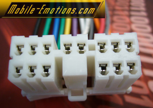 HWH 1101 hyundai tiburon w single din opening 01 2001 oem wire harness for 2002 Tiburon at bakdesigns.co