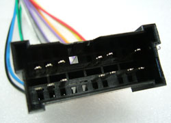 HWH 1102XS hyundai sonata (non amplified) 02 2002 car radio wire harness for Automotive Wire Harness Kits at soozxer.org