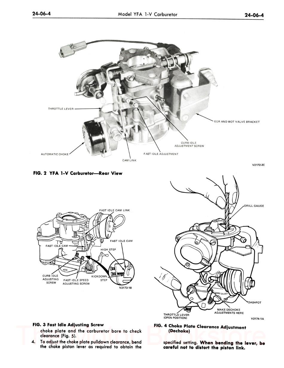 1979 ford bronco engine diagram 1979 ford truck factory shop manual  f series  bronco  econoline  1979 ford truck factory shop manual  f