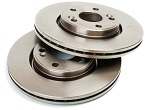 Automotive disc brake rotors