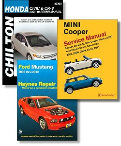 diy car repair manuals oem chilton haynes and bentley rh themotorbookstore com Chilton Auto Repair Manual Online how to get free car repair manuals online