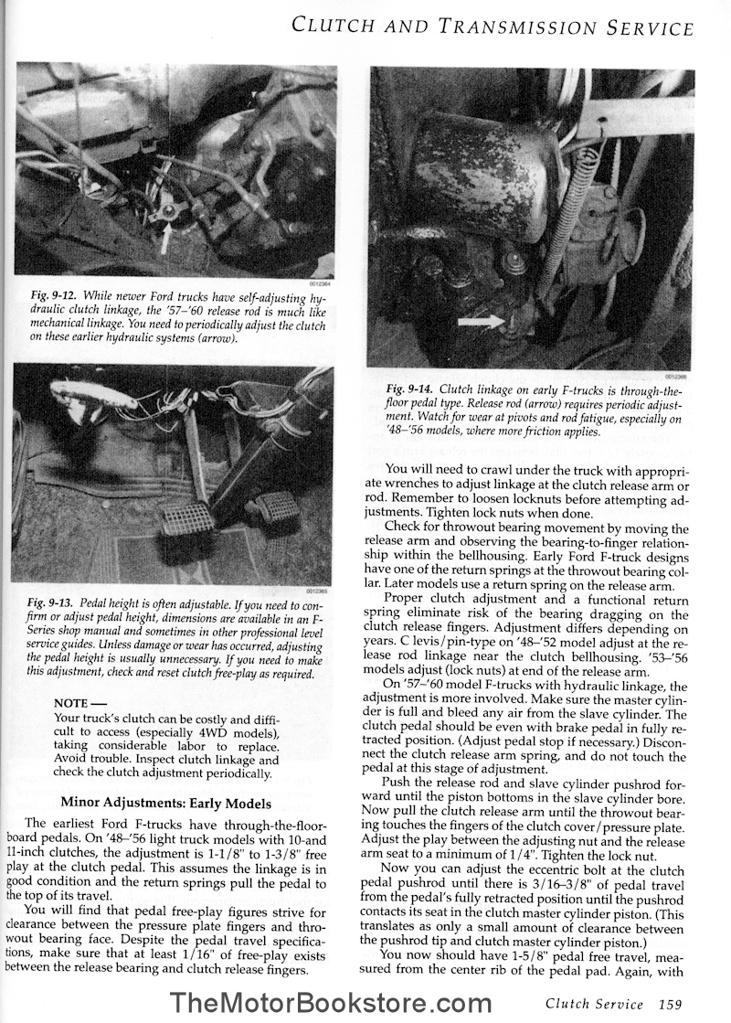 Ford F-Series Pickup Owner's Bible Sample Page
