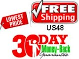 Best Prices, Free Shipping US48 and Money Back Guarantee
