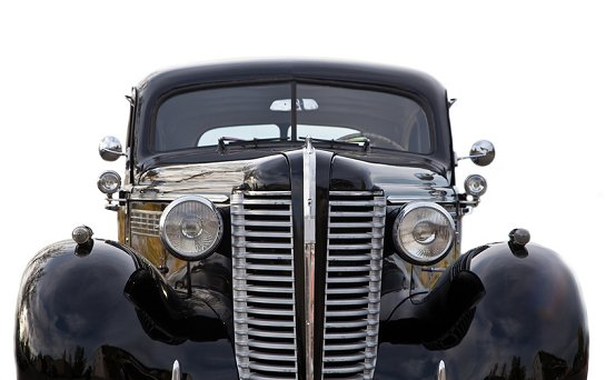 Old Buick Automobile Photo