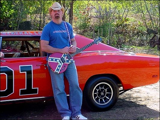 1969 Dodge Charger - Dukes of Hazzard�s General Lee replica