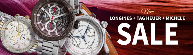 Flash Sale: Omega, Montblanc & Movado Watches