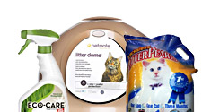 Cat Cleaning and Sanitation Supplies