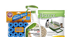 Cleaning and Sanitation Supplies for Dogs and Cats