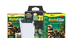 Reptile Habitat Filtration Products