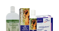 Fish Oils & Omega Supplements for Dogs and Cats