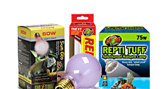 Reptile Lighting Products