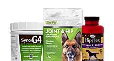 Senior Joint Support for Dogs, Cats, and Horses