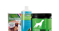 Pet Skin & Coat Nutritionals for Dogs and Cats