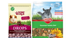 Small Pet Food & Treats