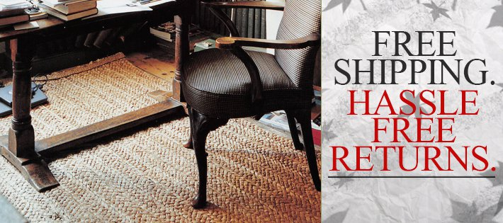 Natural Area Rugs is a symbol of quality for 50 years