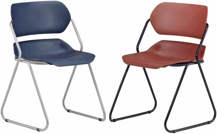 Ofm Contemporary Stacking Chair 202