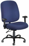 Navy Big and Tall Chair