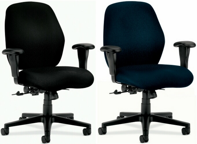 hon universal mid back task chair with free shipping! [7823]