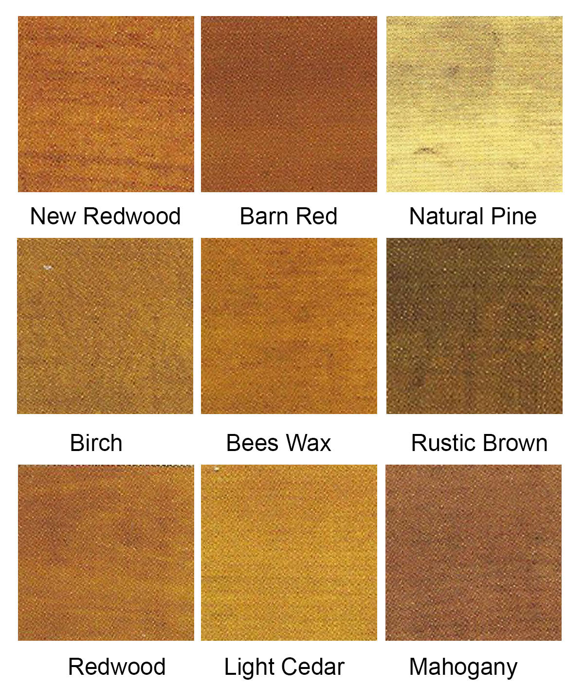 All Natural Stain
