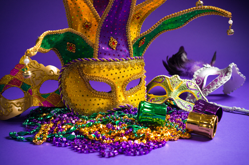 Buy Mardi Gras Supplies