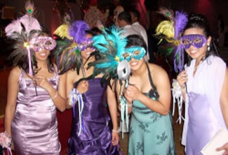 Planning The Perfect Masquerade Prom