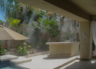 Outdoor Misting
