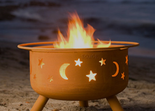Outdoor Fire Pits